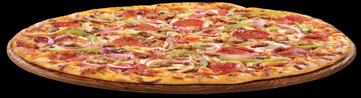 sveža pizza